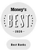 Money Magazine Best Banks Award 2020