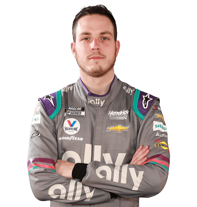 image of alex bowman