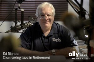 Ed Blanco Discovering Jazz in Retirement
