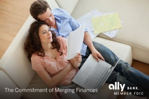 The Commitment of Merging Finances