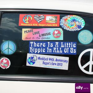 Bumper Stickers For Cars >> The Fading Art Of The Bumper Sticker Ally