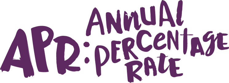 APR: Annual Percentage Rate