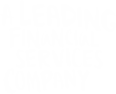 A LEADING FINANCIAL SERVICES COMPANY