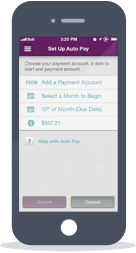 How do you make an Ally Online Auto payment?