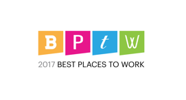 2017 Best Places To Work, Awarded by Charlotte Business Journal and Dallas Business Journal