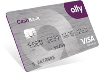 Ally cashback credit card simple cash back rewards ally bank reheart Images