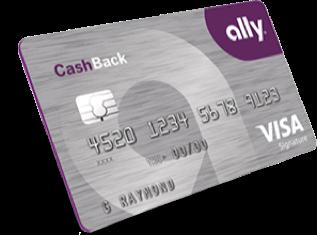 Ally CashBack Credit Card: Simple Cash Back Rewards | Ally Bank