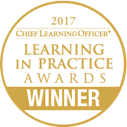 2017 Chief Learning Officer® Learning In Practice Awards Winner