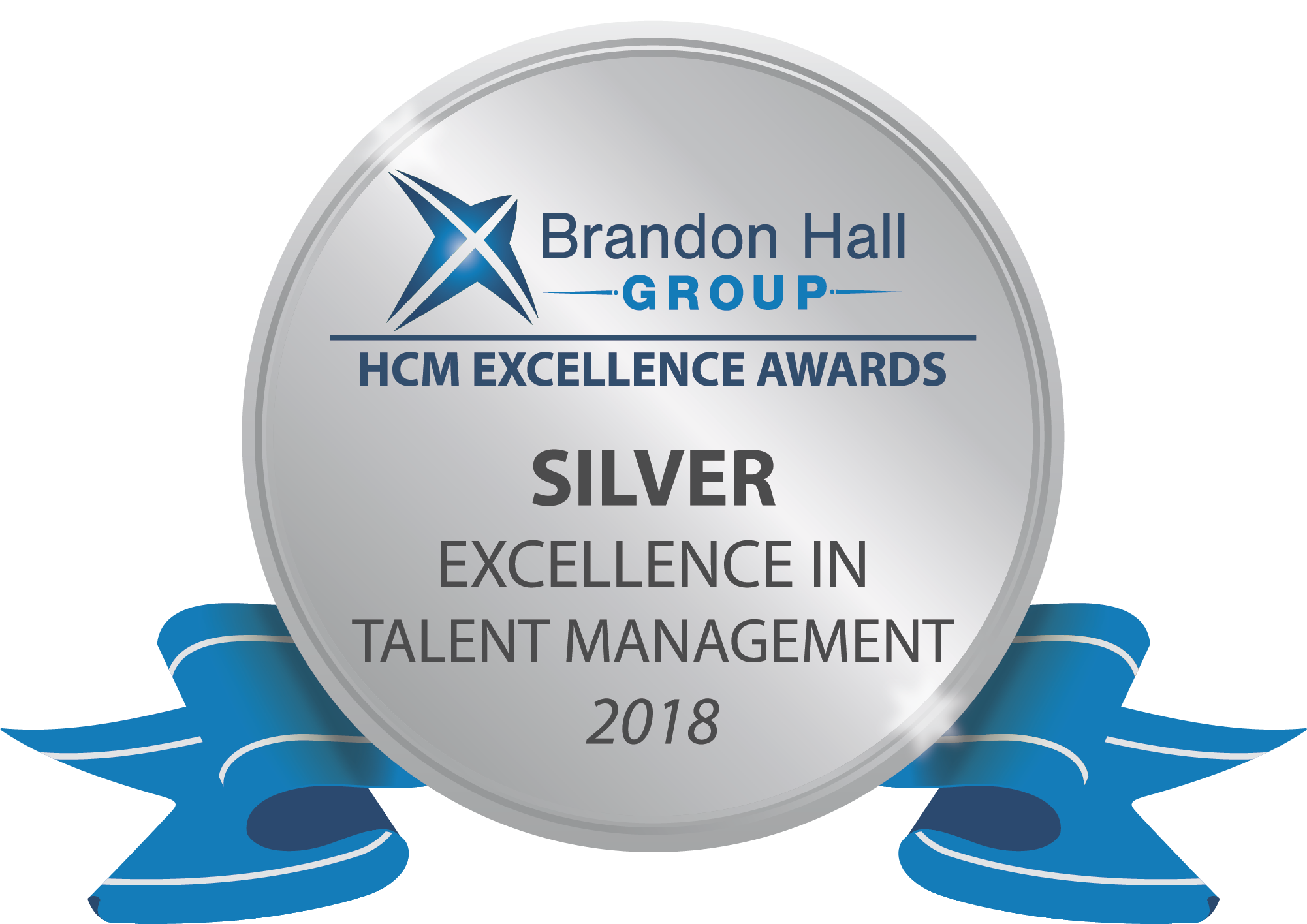 Brandon Hall Group MCM Excellence Awards Bronze Excellence in Learning 2018