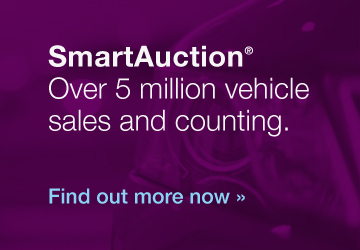 Over 5 million vehicle sales and counting. Learn more about SmartAuction