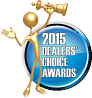 2015 Dealers' Choice Awards Logo