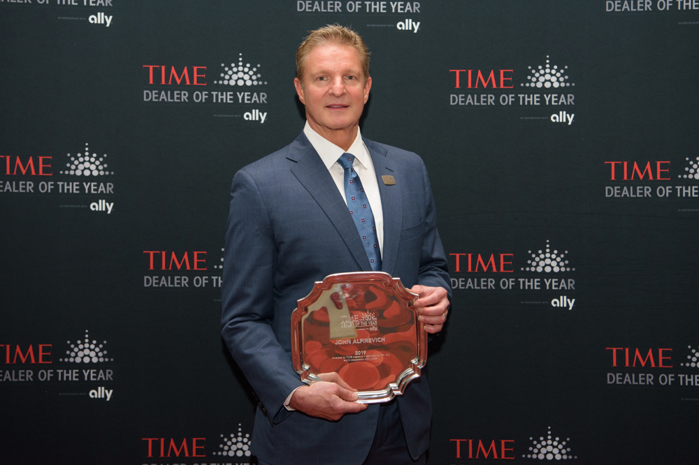 2019 Time Dealer of the Year