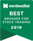 Best brokers for stock trading in 2019 by Nerd Wallet